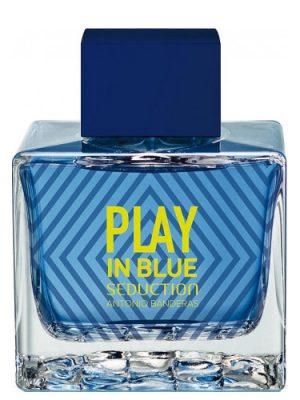 Play In Blue Seduction For Men Antonio Banderas