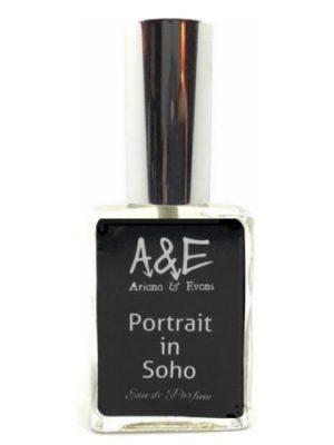 Portrait In Soho Ariana & Evans