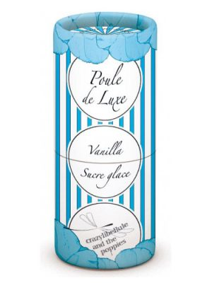Poule de Luxe Vanilla Sucre Glace Crazylibellule and the Poppies