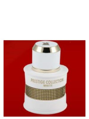 Prestige Collection White Arabian Oud