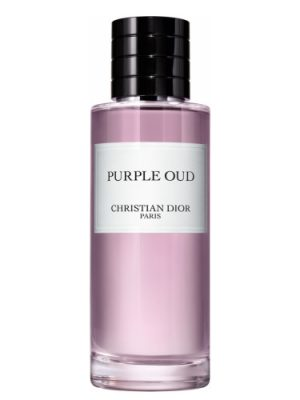 Purple Oud Christian Dior
