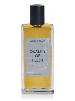Quality Of Flesh Homoelegans
