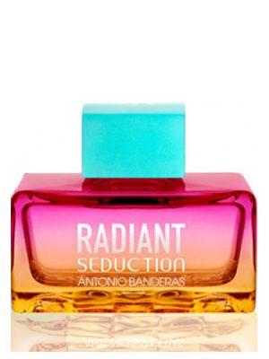 Radiant Seduction Blue For Women Antonio Banderas