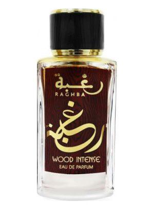 Raghba Wood Intense Lattafa Perfumes