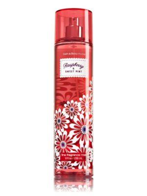 Raspberry & Sweet Mint Bath and Body Works