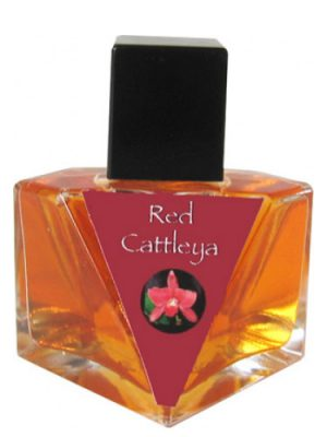 Red Cattleya Olympic Orchids Artisan Perfumes