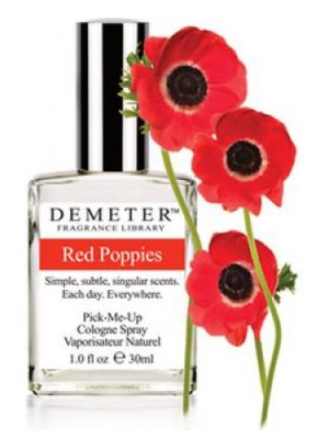 Red Poppies Demeter Fragrance