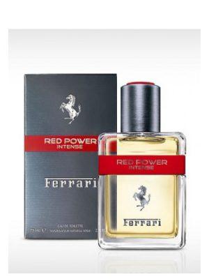 Red Power Intense Ferrari