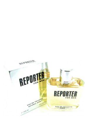 Reporter for Men Oleg Cassini