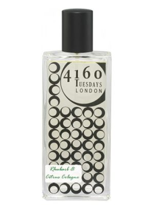Rhubarb and Citrus Cologne 4160 Tuesdays