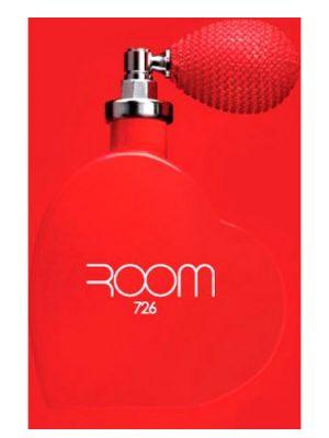 Room 726 Red Rubino Cosmetics