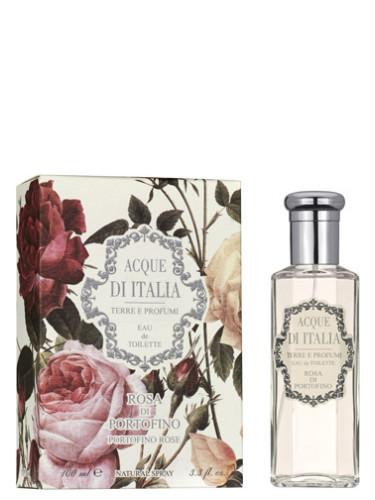 Rosa di Portofino Acque di Italia