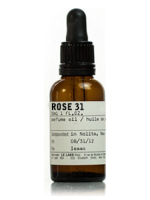 Rose 31 Perfume Oil Le Labo