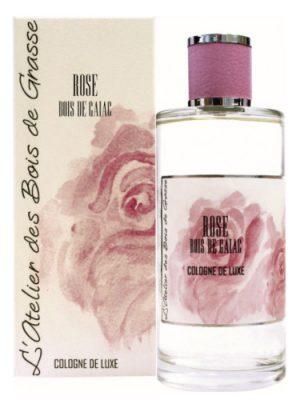 Rose Bois de Gaiac L'Atelier des Bois de Grasse