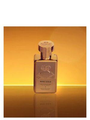 Rose Gold Al-Jazeera Perfumes
