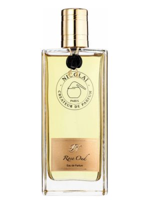 Rose Oud Nicolai Parfumeur Createur