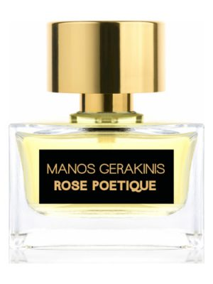Rose Poetique Manos Gerakinis