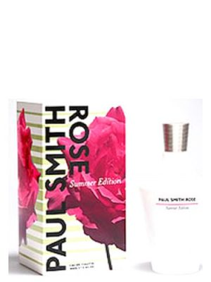 Rose Summer Edition Paul Smith