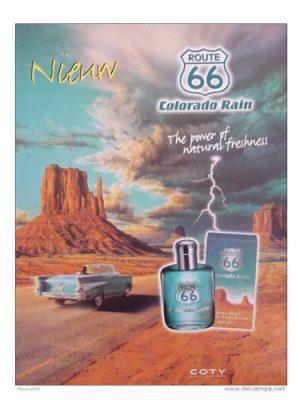 Route 66 Colorado Rain Coty