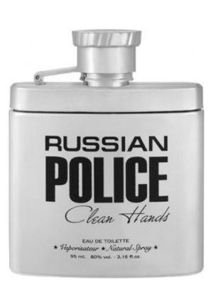 Russian Police Clean Hands Sergio Nero