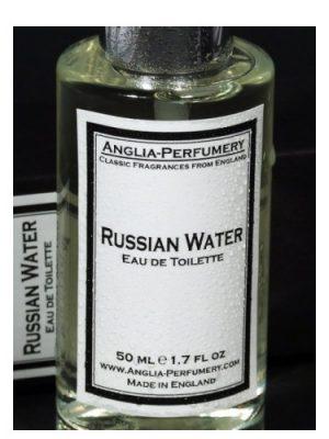 Russian Water Anglia Perfumery