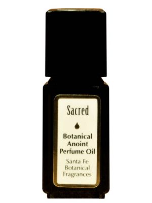 Sacred Anoint Santa Fe Botanical Natural Fragrance Collection