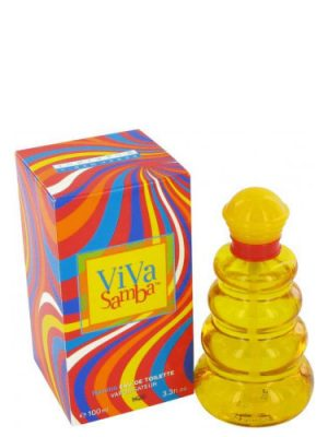 Samba Viva Woman Perfumer's Workshop