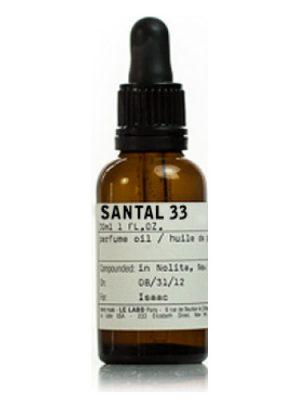 Santal 33 Perfume Oil Le Labo