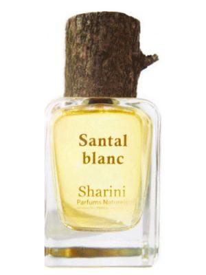 Santal Blanc Sharini Parfums Naturels