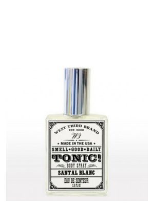 Santal Blanc West Third Brand