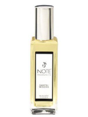 Santal Woods Note Fragrances