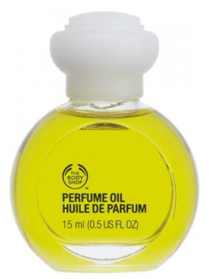 Satsuma Perfume Oil The Body Shop