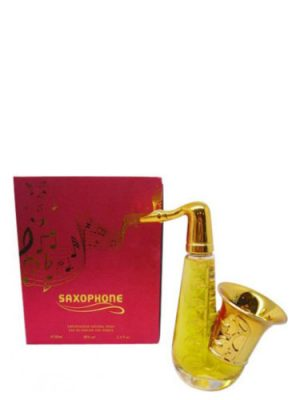 Saxophone Gold Jean-Pierre Sand