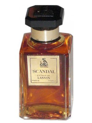 Scandal Lanvin