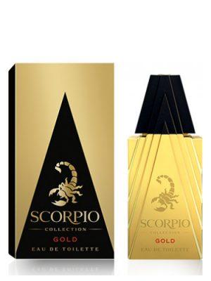 Scorpio Collection Gold Scorpio