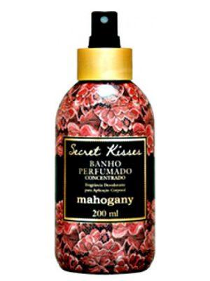 Secret Kisses Banho Perfumado Mahogany