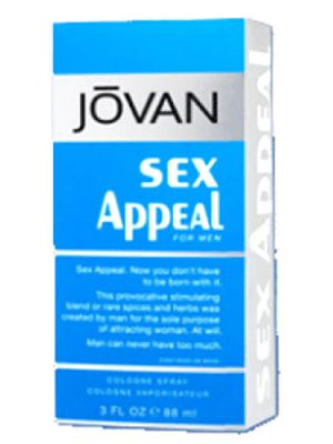 Sex Appeal Jovan