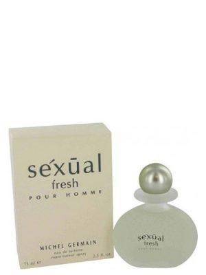 Sexual Fresh Pour Homme Michel Germain