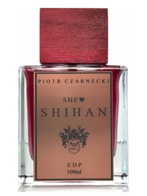 She Shihan (She Sensei) Piotr Czarnecki