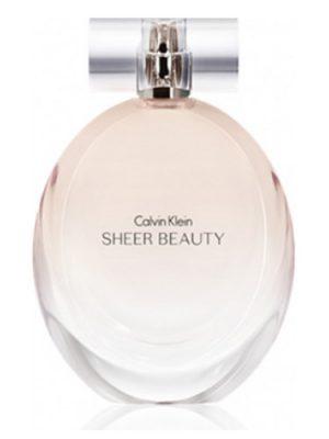 Sheer Beauty Calvin Klein