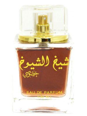 Sheikh Shuyukh Khusoosi Lattafa Perfumes