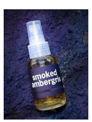 Smoked Ambergris Smell Bent