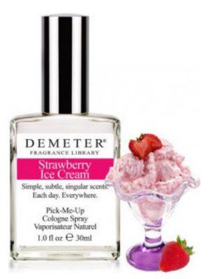 Strawberry Ice Cream Demeter Fragrance