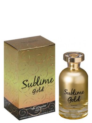 Sublime Gold Yves d'Orgeval