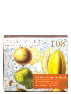 Sun Kissed 108 Tokyo Milk Parfumarie Curiosite