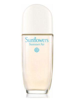 Sunflowers Summer Air Elizabeth Arden