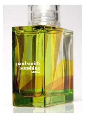 Sunshine Edition for Men Paul Smith