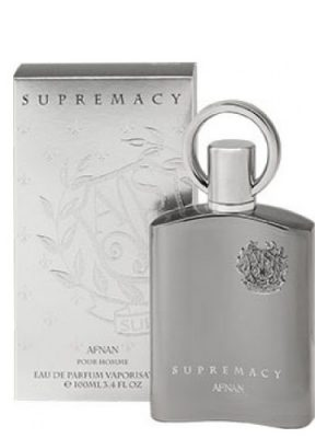 Supremacy Silver Afnan Perfumes