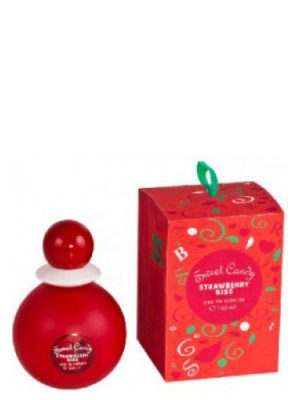 Sweet Candy Strawberry Kiss Christine Lavoisier Parfums