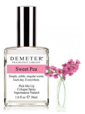 Sweet Pea Demeter Fragrance